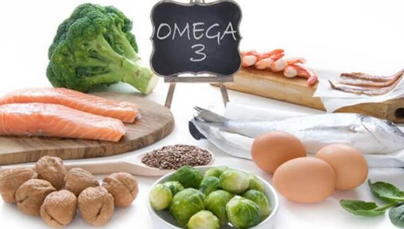 thực phẩm giàu omega 3 cung cấp dưỡng chất cho da hiệu quả
