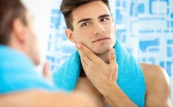 Instructions on Skin Care for Men