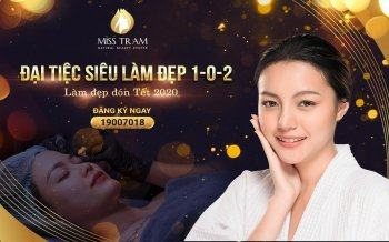 White Bath Promotion Package At Miss Tram Spa