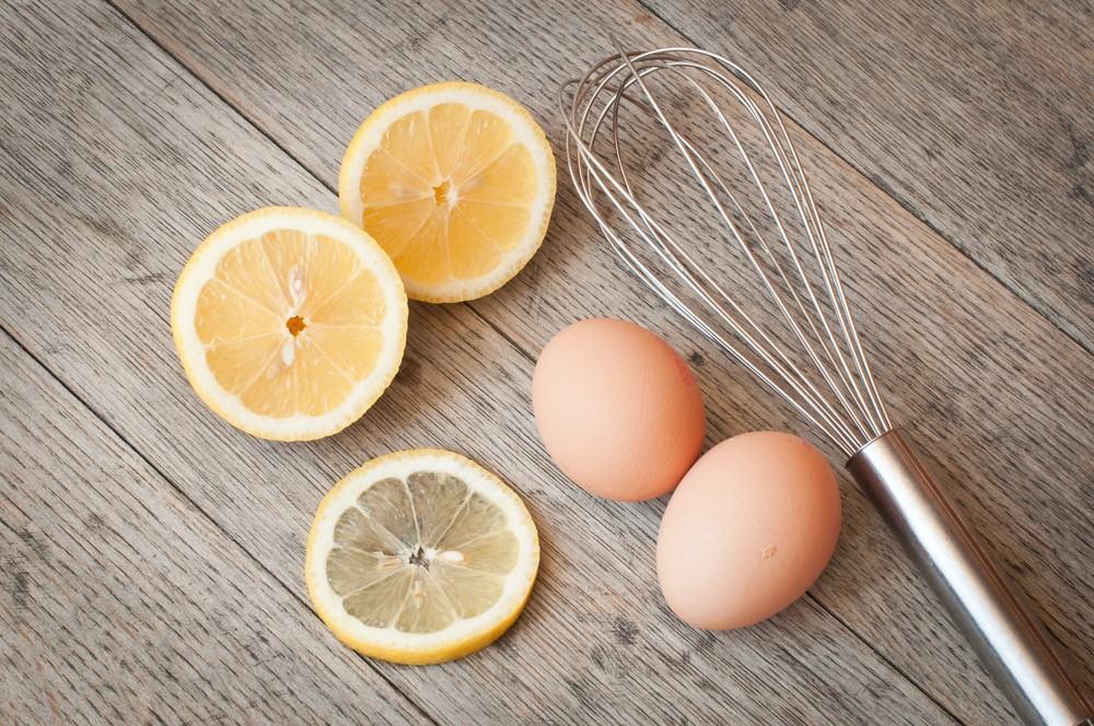 Mặt nạ trị mụn từ trứng gà