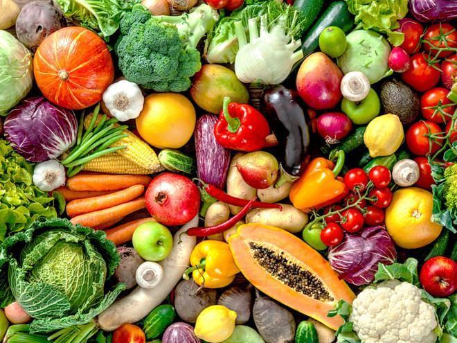 thực phẩm giúp thải độc