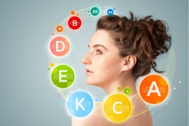lợi ích của các loại vitamin đối với làn da bạn