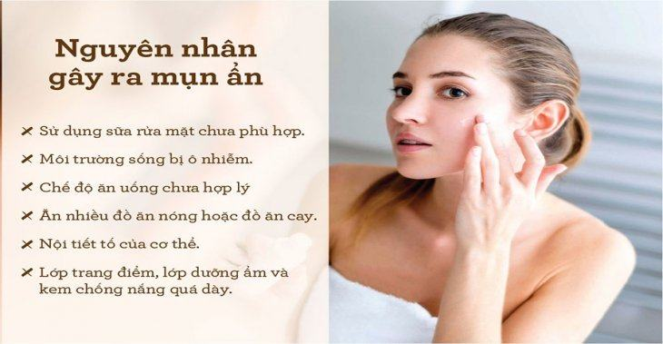 Why Is Acne Hidden, Clog Acne Is Difficult To Eliminate Thoroughly