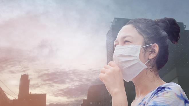 Tác động của ô nhiễm không khí, dịch bệnh đến làn da