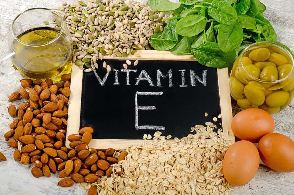 cách sử dụng vitamin e làm đẹp