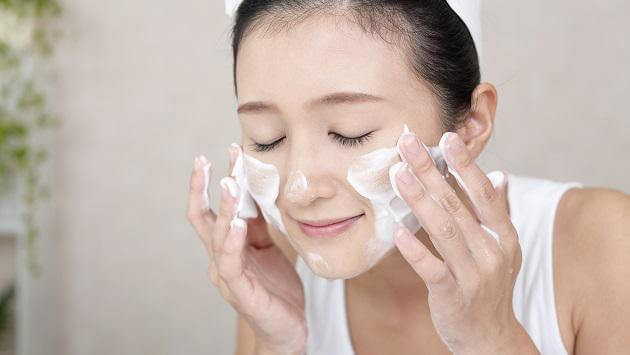 Chú trọng đến việc làm sạch da