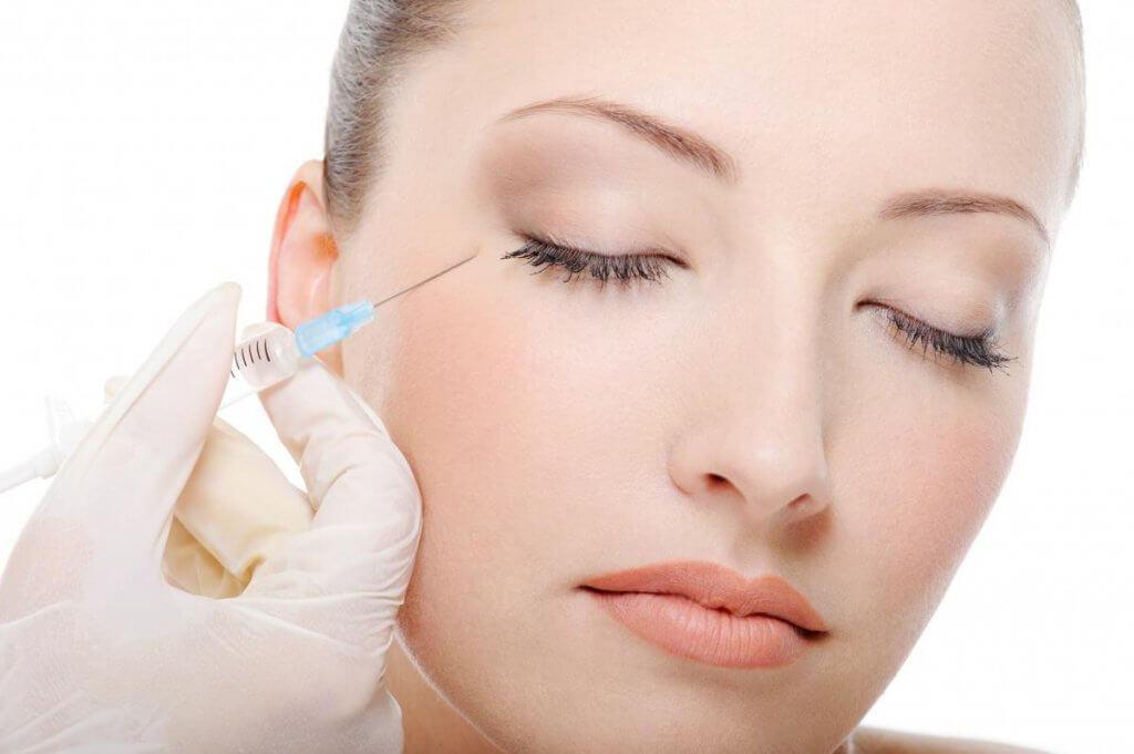 Phương pháp tiêm Botox
