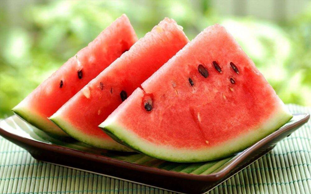 trái cây rất tốt cho da mụn