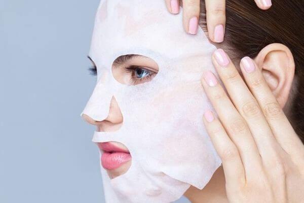 Sử dụng loại mặt nạ giấy tốt nhất