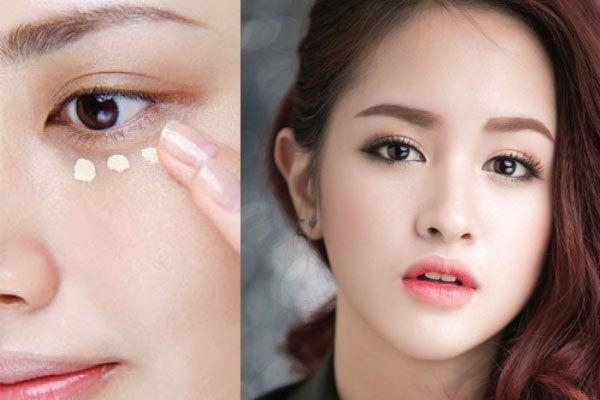 cách makeup mắt đẹp