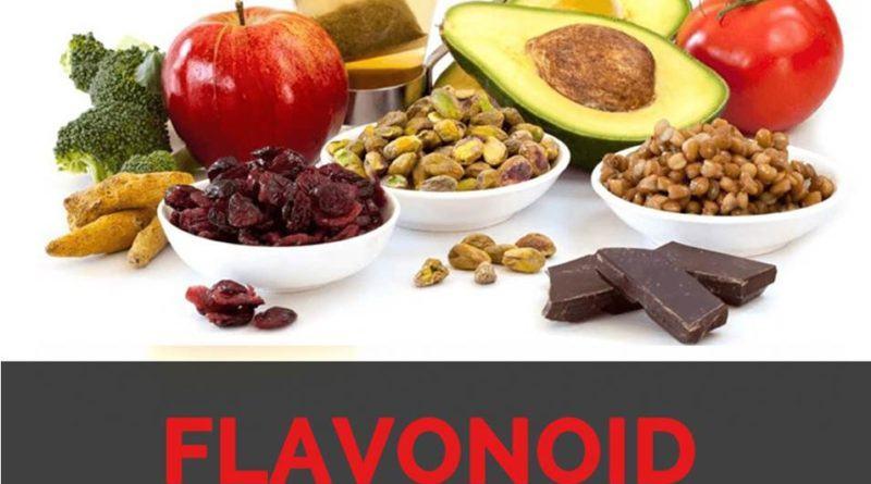 thành phần giàu Flavonoid giúp dưỡng da hiệu quả