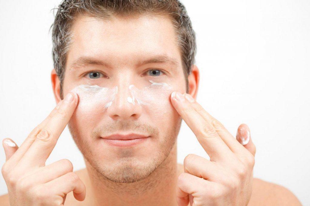 cải thiện làn da khô cho nam