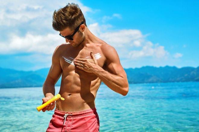 cách chăm sóc da cho nam vào mùa hè