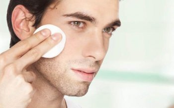 Attendance 5 Steps to Clean Skin Indispensable in Men