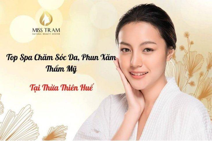 Top 9+ Spa Chăm Sóc Da, Phun Xăm Thẩm Mỹ Ở Huế