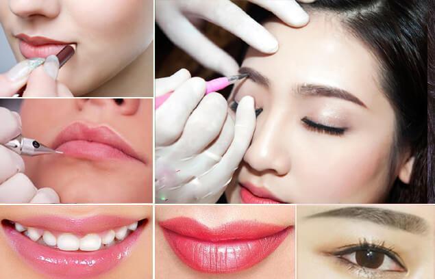 Yếu tố đánh giá spa phun xăm thẩm mỹ chất lượng ở Hà Nội
