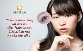 Mắt Một Mí Nên Thực Hiện Kiểu Nối Mi Nào Phù Hợp Nhất