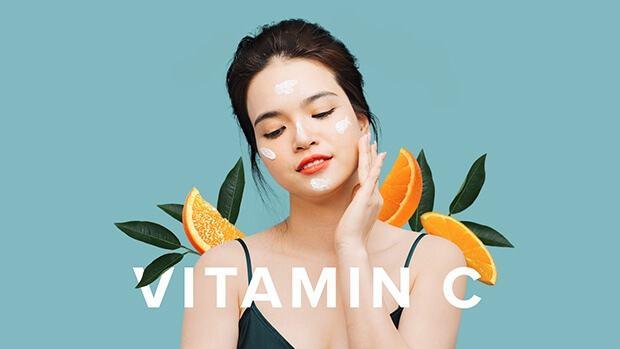 Sử dụng vitamin C để loại bỏ mụn