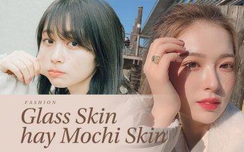 Mochi Skin – Xu Hướng Dưỡng Da Không Tì Vết Của Phái Đẹp Nhật