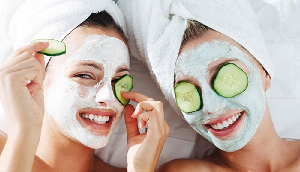 chăm sóc da trước khi cưới