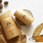 Review Bộ Đôi Kem Chống Nắng Dưỡng Da Anessa Gold Milk