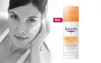 Review Kem Chống Nắng Eucerin Sun Gel-Creme Oil Control Dry Touch
