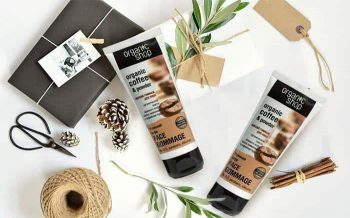 Review Kem Tẩy Tế Bào Chết Mặt Organic Shop Organic Coffee & Powder