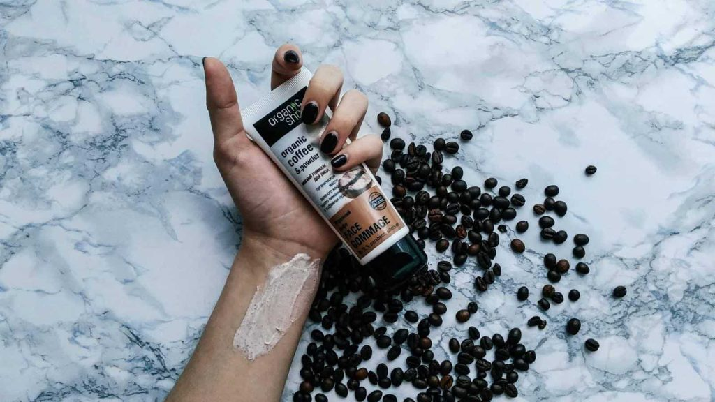 Kem Tẩy Tế Bào Chết Mặt Organic Shop Organic Coffee & Powder có tốt không