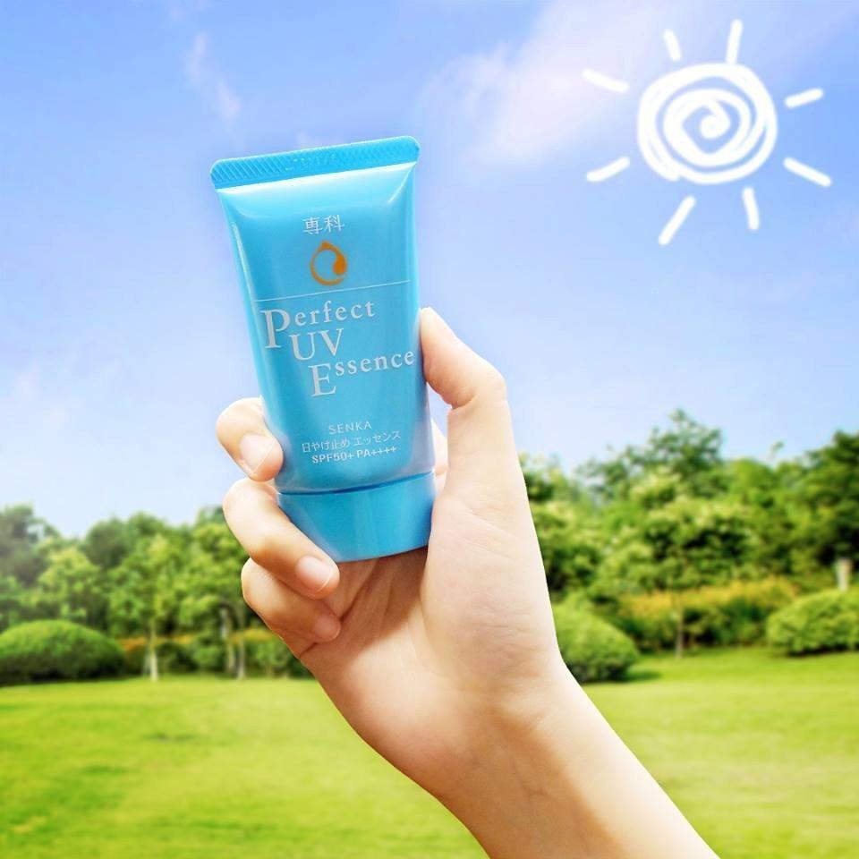 Tinh Chất Chống Nắng Senka Perfect UV Essence