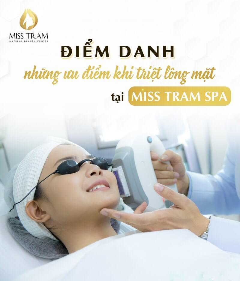 Miss Trâm - Địa chỉ triệt lông tận gốc được khách hàng tin tưởng tại HCM